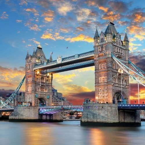 Paquete Madrid, Londres y París 13 días desde Madrid