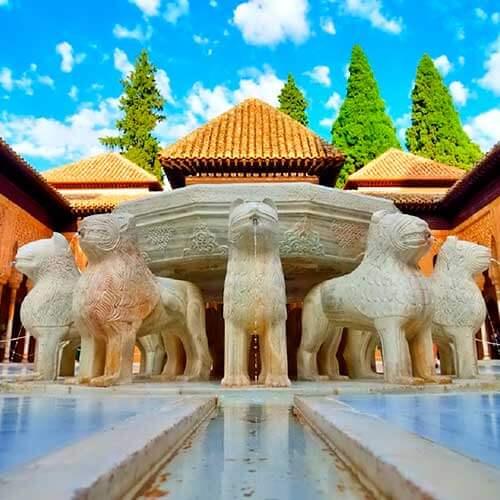 Tours d'Andalusie (6 jours) Depart de Malaga