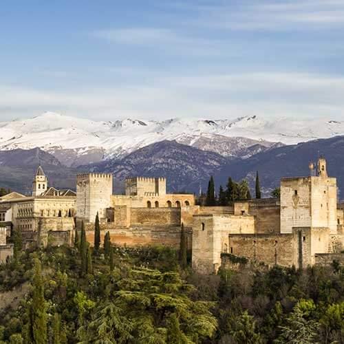 Andalucía con Madrid (7 días) desde Costa del Sol