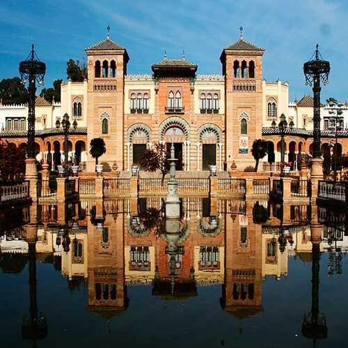 Sur de España - Andalucía Tour (7 días) desde Barcelona