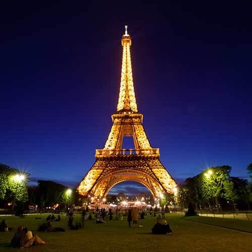 Paquete Francia, Alemania, Italia y España 16 días desde Paris