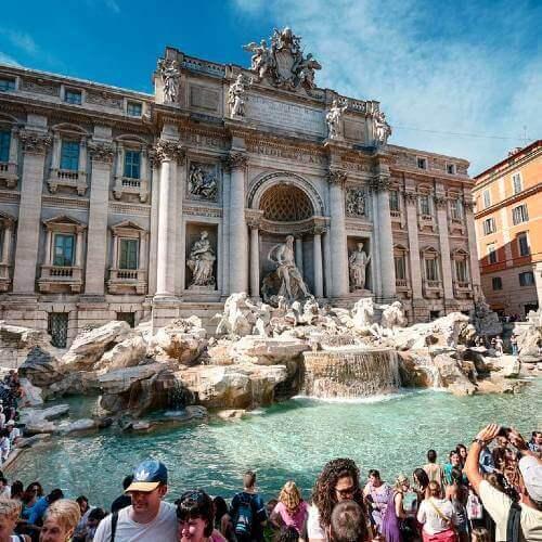 Camino de Emperadores 9 días desde Roma