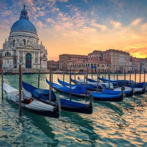 Tour de Italia, Barcelona y Madrid 11 días desde Venecia