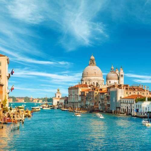 Conozca Italia 7 días desde Venecia