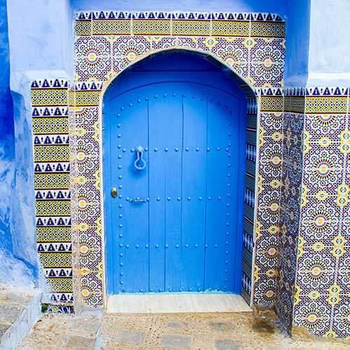 Nord Marokko Rundreise (3 Tage) Abfahrt ab Almeria, Malaga und Costa del Sol