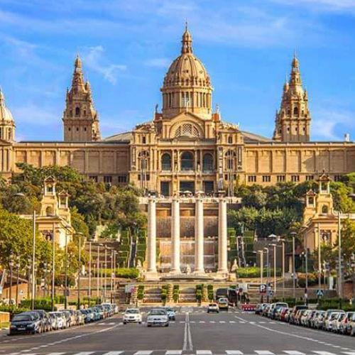 Visita de Barcelona - día completo