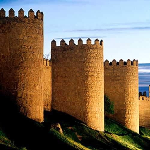 Excursión de un dia a Avila y Segovia desde Madrid