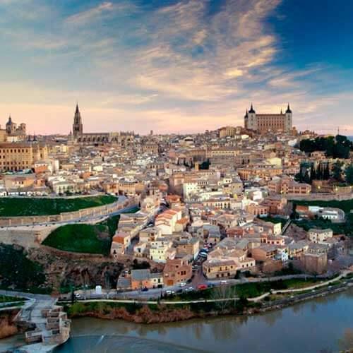 Toledo dia completo
